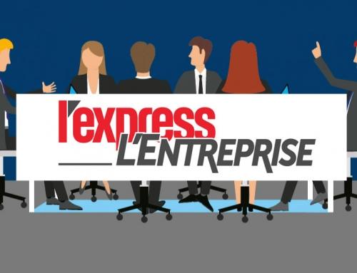 LCCL Prévention Active dans les cahiers Entreprise de l'Express